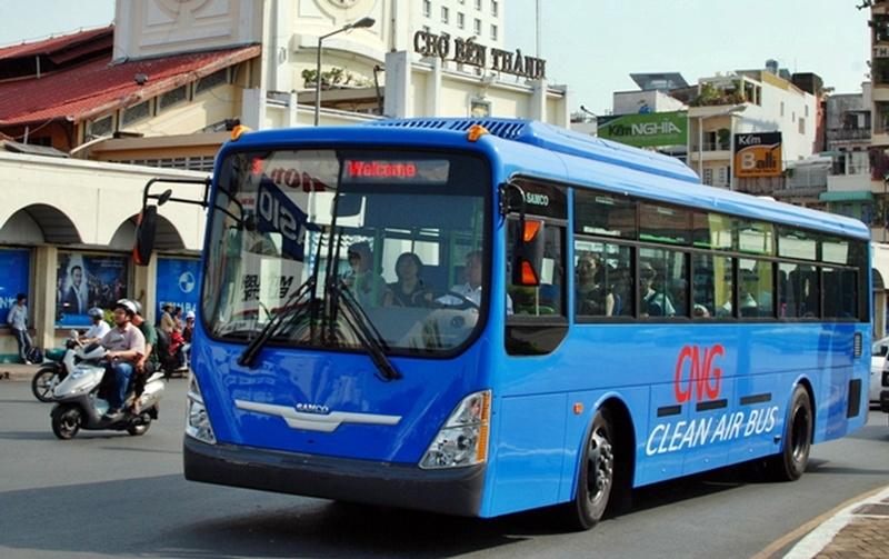 các tuyến xe buýt từ Sài Gòn đi Đồng Nai
