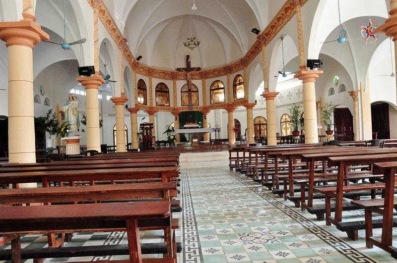 Nhà thờ đức mẹ La Mã