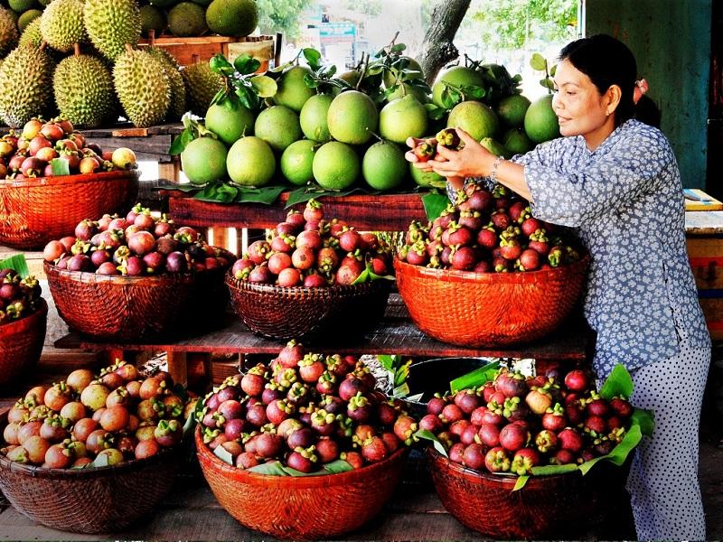 vựa trái cây đồng nai