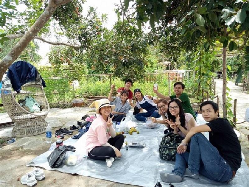 vườn trái cây đồng nai