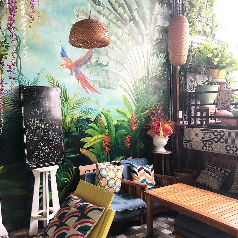 review quán cafe ngon ở buôn mê thuột