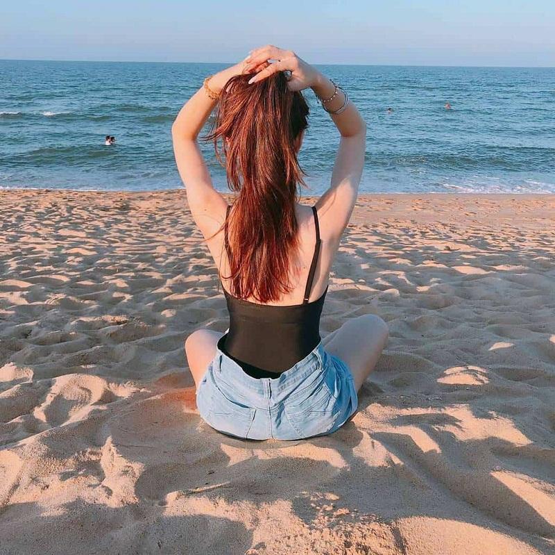 tắm biển phú yên