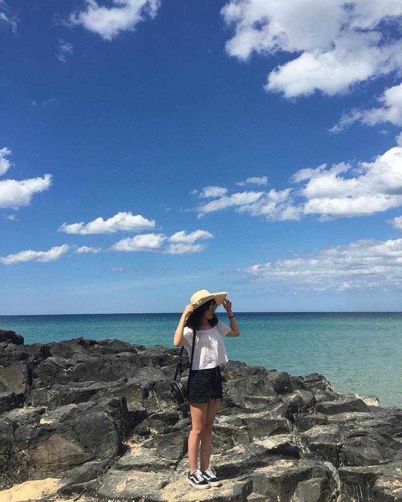 du lịch biển phú yên