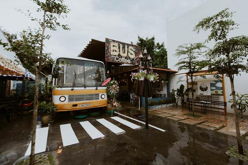 bus coffee buôn mê thuột