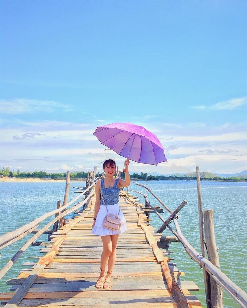 cầu gỗ sông cầu tỉnh phú yên