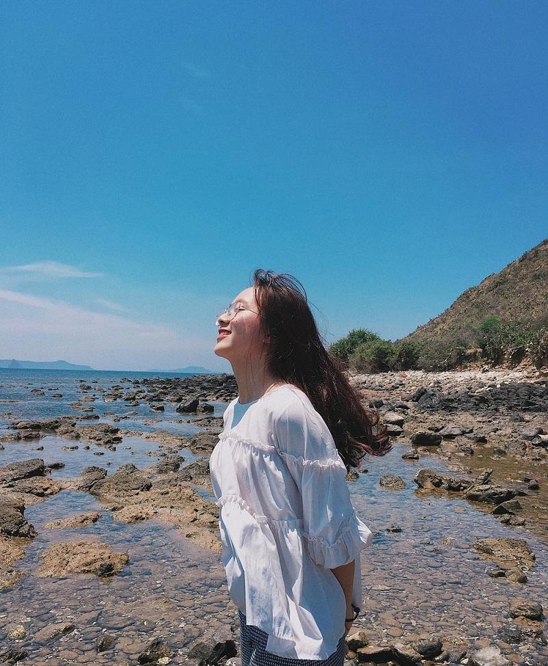 biển đẹp đáng đi ở phú yên
