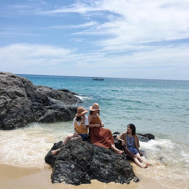 Vẻ đẹp biển tại Kỳ Co Quy Nhơn