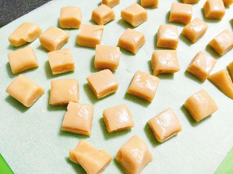 đăc sản kẹo dừa bến tre
