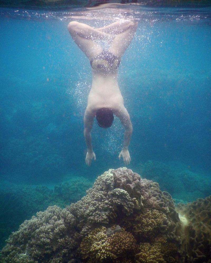 Trò chơi mạo hiểm tại đảo Kỳ Co Quy Nhơn