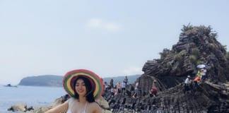 gành đá đĩa Phú Yên