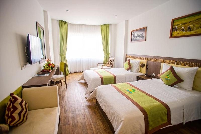 khách sạn dừa bến tre