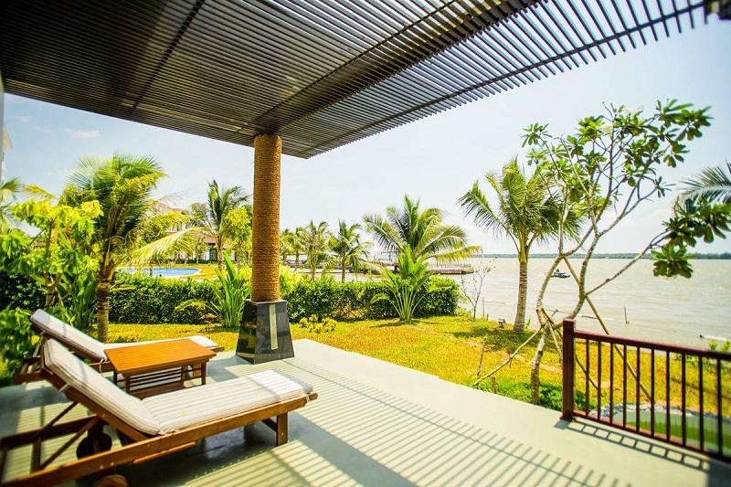 riverside resort bến tre