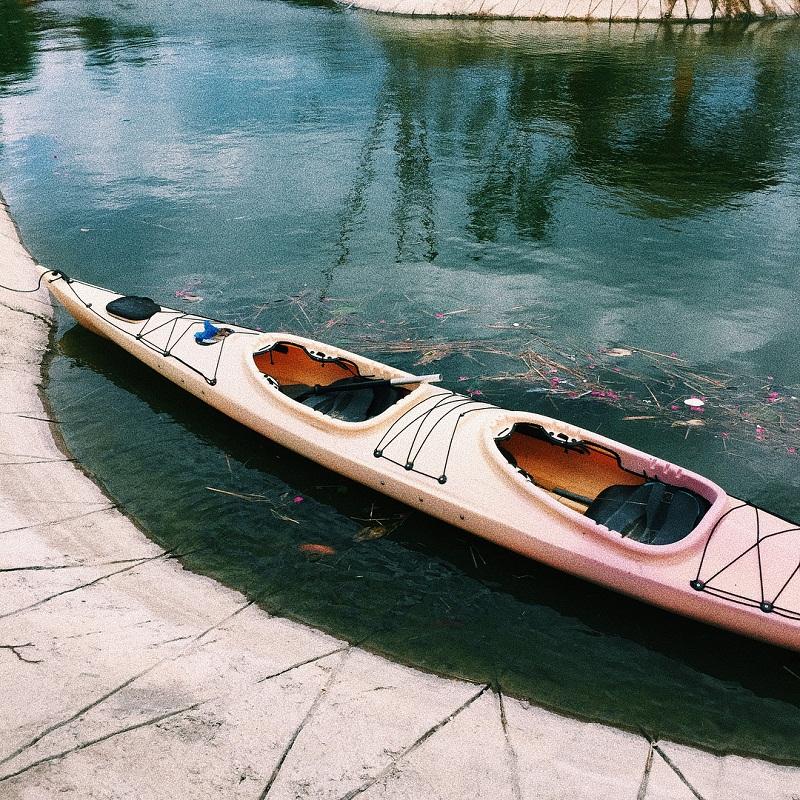 safari quy nhơn thuyền kayak