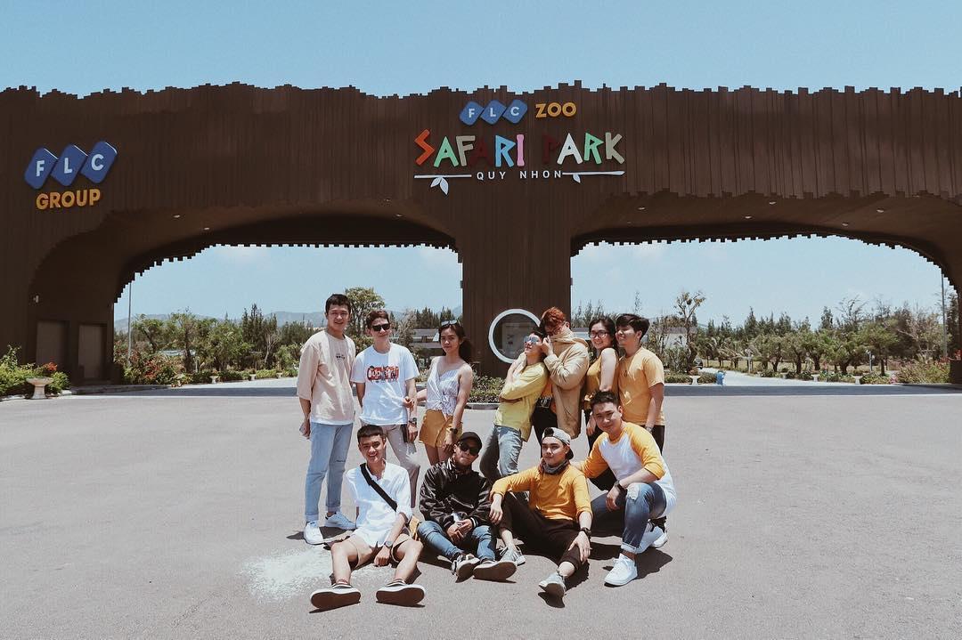 safari ở quy nhơn