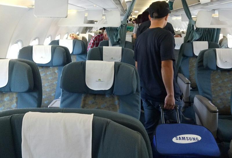 hướng dẫn đi máy bay nội địa lần đầu